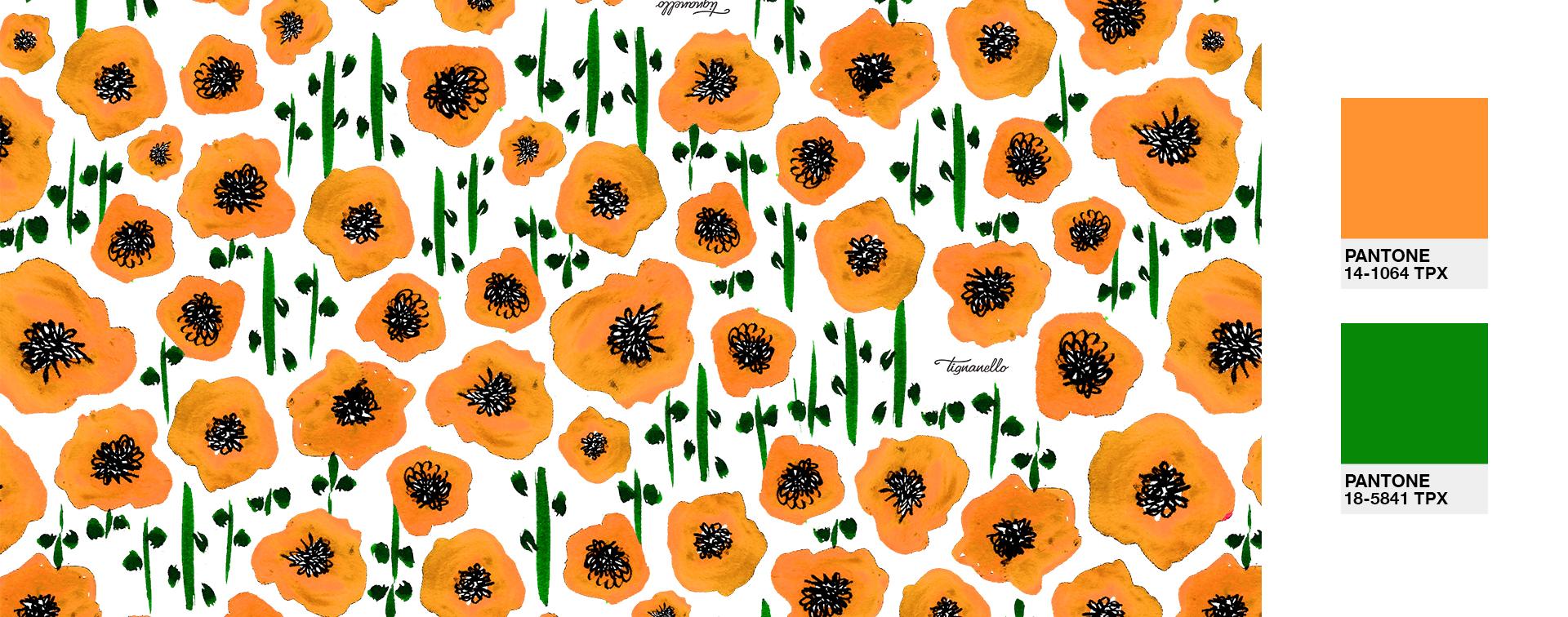 pantone-poppies-dandelion